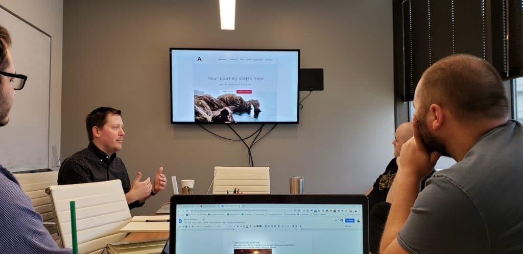 Storybrand Work Session