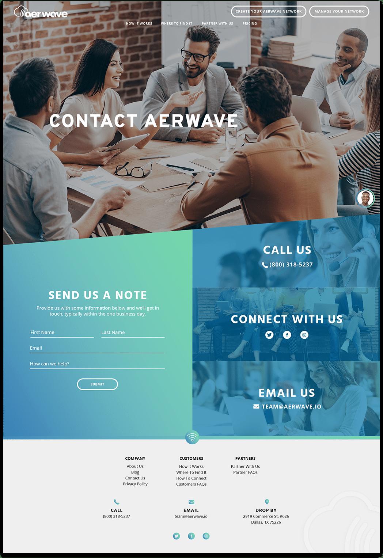 Aerwave Screenshot