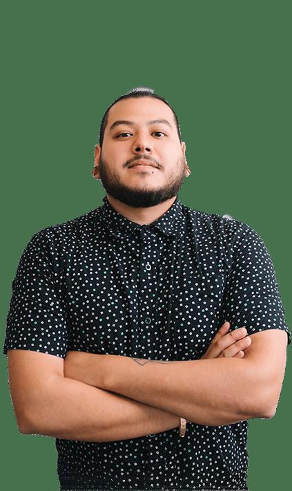Mateo Vasquez, Interactive Art Director at RUNNER Agency