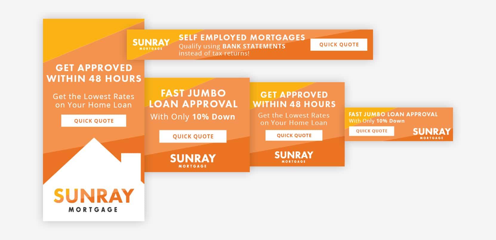 Sunray Ads Display