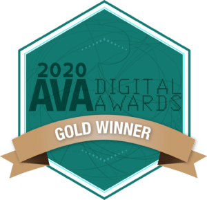 AVA Gold Award Winner 2019