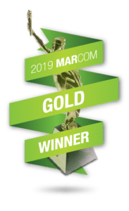MarCom 2019 Gold Award