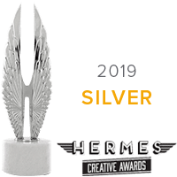 Hermes Silver Award 2019
