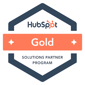 Hubspot Gold Certified Agency Solutions Partner