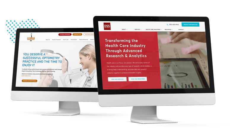 Healthcare Website Design & Development