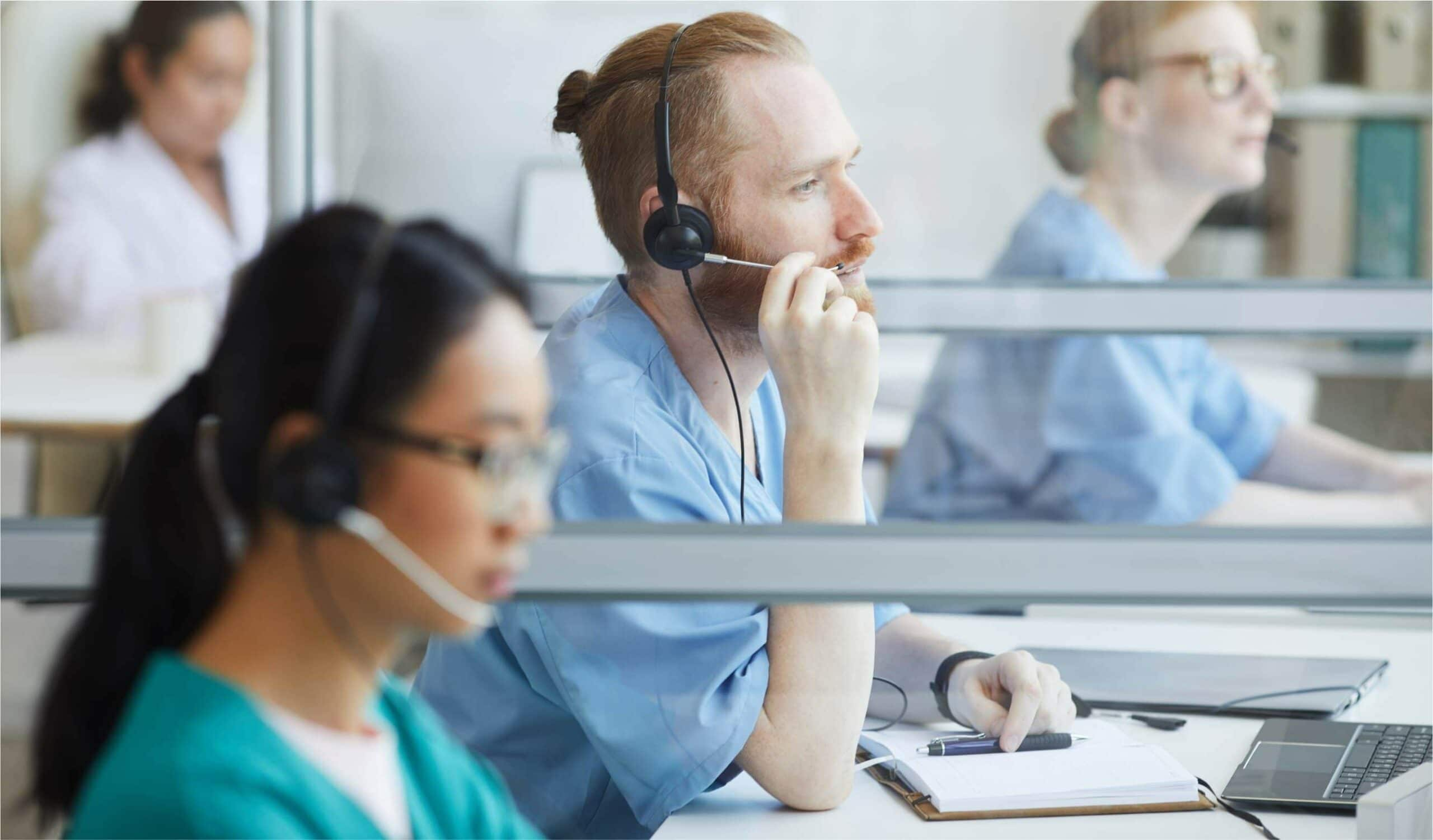 Medical Practice Call Center